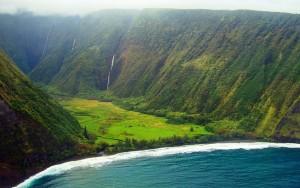 Waihīlau falls Haiwii USA 1